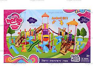 Парк развлечений серии «Мой маленький пони», SM1001ABC, игрушки