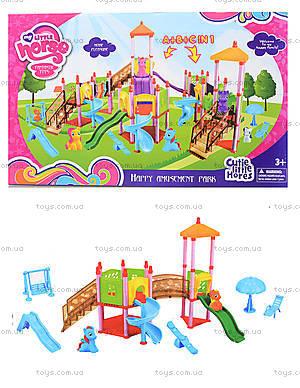 Парк развлечений серии «Мой маленький пони», SM1001ABC