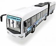 Городской автобус Экспресс белый, 374 8001-2