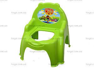 Горшок детский «Кресло», 4074, купить
