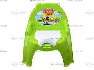 Горшок детский «Кресло», 4074, отзывы