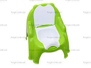 Горшок детский «Кресло», 4074, цена