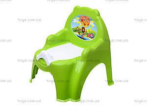 Горшок детский «Кресло», 4074, игрушки