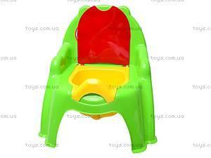 Горшок-кресло с крышкой, 32442209, отзывы