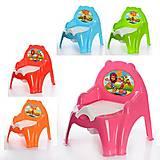 Горшок-кресло с крышкой, 32442209, toys