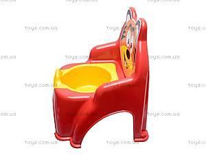 Горшок-стульчик детский, 013317, купить