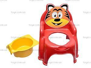 Горшок-стульчик детский, 013317, фото