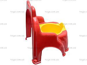 Горшок-стульчик детский, 013317, отзывы