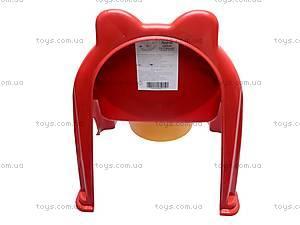 Горшок-стульчик детский, 013317, цена