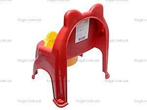 Горшок-стульчик детский, 013317, игрушки