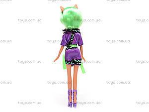 Готическая кукла Monster High, 2031, отзывы