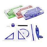 Готовальня на 8 предметов (2103-3301), 2103-3301