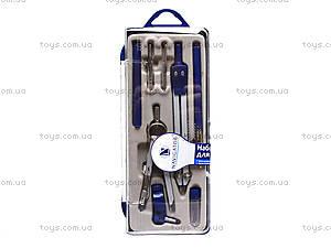 Готовальня для черчения Navigator, 8 предметов, 71804-NV, купить