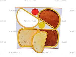 Готовим с Машей И Медведем «Вкусные бутерброды», VT3001-02, купить