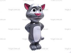 Говорящая детская игрушка «Кот Том», 7412A, купить