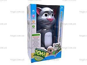 Говорящая детская игрушка «Кот Том», 7412A, цена
