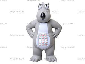 Говорящая игрушка Bernard, T295, игрушки