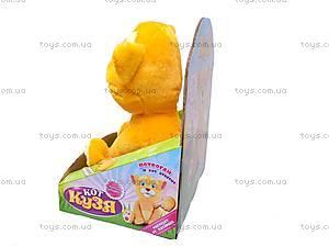 Говорящая игрушка «Кот Кузя», MY061, фото