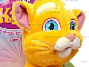 Говорящая игрушка «Кот Кузя», MY061, цена