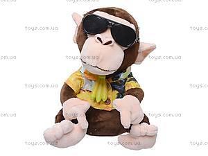 Говорящая игрушка «Обезьянка-повторюха», CL1505A, купить