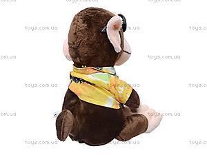 Говорящая игрушка «Обезьянка-повторюха», CL1505A, фото