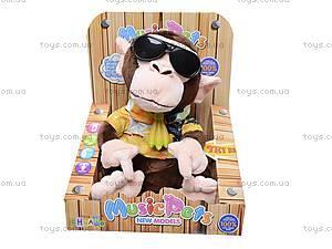 Говорящая игрушка «Обезьянка-повторюха», CL1505A
