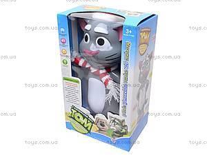 Говорящая игрушка-повторюха «Кот Том», 7412B
