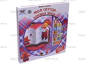 Говорящая книга знаний, украинская, A34157, детские игрушки