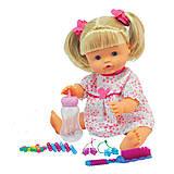Говорящая кукла BAMBOLINA «Крошка Нена» с аксессуарами, BD329PWSUA-2