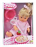 Говорящая кукла BAMBOLINA «Крошка Нена» с аксессуарами, BD329PWSUA-2, купить
