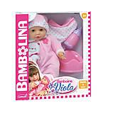 Говорящая кукла BAMBOLINA «Виола», украинский язык, BD325UA, отзывы