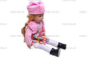 Говорящая кукла «Наташа», MY072, купить
