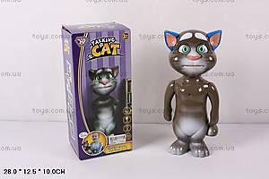 Говорящий игрушечный Кот Том, 1005