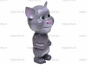Говорящий кот Том, на батарейках, H707, купить
