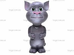 Говорящий кот Том, на батарейках, H707