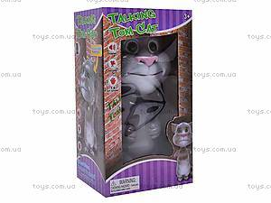 Говорящий кот Том, на батарейках, H707, игрушки