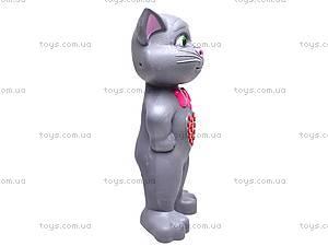 Говорящий кот «Том» с циферблатом, 369, купить