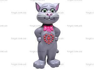 Говорящий кот «Том» с циферблатом, 369