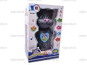 Говорящий питомец «Кот Том», 369E, детские игрушки