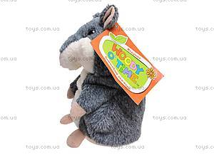Говорящий хомяк-повторюшка, WT0502, детские игрушки