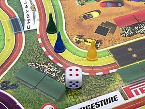 Детская настольная игра «Гонки на выживание», DT G24-0, фото