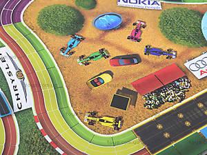 Детская настольная игра «Гонки на выживание», DT G24-0, игрушки