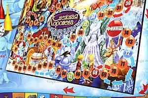Детская настольная игра «Снежная королева», DT G30, детские игрушки
