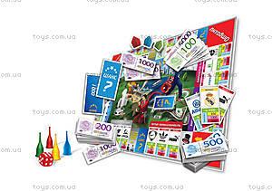 Настольная игра «Бизнес», на украинском, , купить