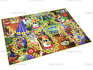 Настольная игра-ходилка «Красная шапочка», , фото