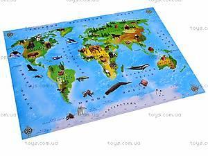 Детская настольная игра «Животные нашей планеты», , игрушки