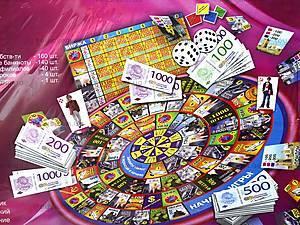 Экономическая настольная игра «Мегаполия», DT G6, игрушки