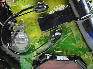 Игровой военный набор с гранатометом, SA831-10, купить