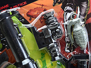 Игровой военный набор с гранатометом, SA831-10, отзывы
