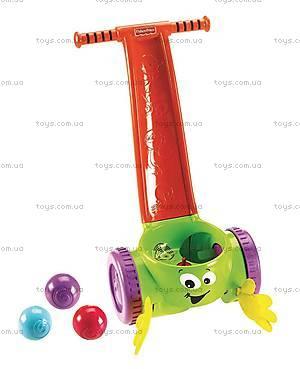 Игрушка-каталка с шариками, W9860